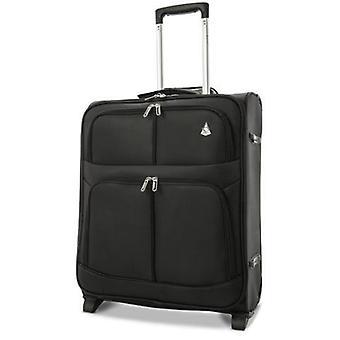 Aerolite (56x45x25cm) lightweight cabin hand luggage   2 wheels