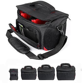 Outdoor shockproof camera bag  for canon camera one-shoulder sloping span storage bag