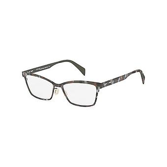 Italia Independent - Accessories - Glasses - 5029A-093-000 - Women - saddlebrown,lightgray
