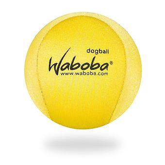 Waboba Holen Hund Ball Gelb 60mm