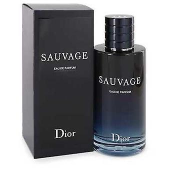 Sauvage By Christian Dior Eau De Parfum Spray 6.8 Oz (miehet)