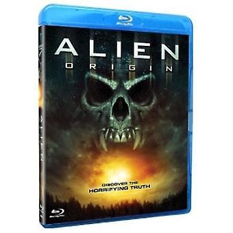 Alien Origin Blu-ray