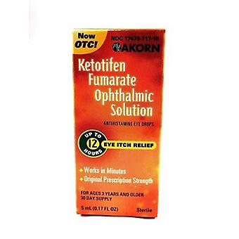 Zaditor Ketotifen Fumarate Ophthalmic Soluiton, 5 ml