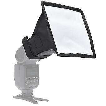 Univerzális hordozható flash diffúzor softbox 15 X 17cm A kamera Speedlight