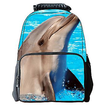 3d Animals Print Casual Personalized Daypack