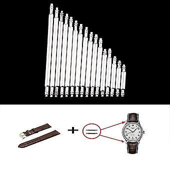 360sztuk 8-25mm Watch Band Spring Bars Strap Link Pins Repair Watchmaker Tools 360szt.
