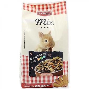 Tyrol Complete Menu Premium Mix - For Young Rabbit - 750 G