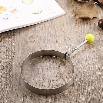 Lovely Novelty Stainless Steel Fried Egg Shaper Ring Pancake Mould Cooking Tool