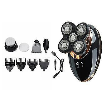 Rasoir électrique sans fil 5-IN-1 LED