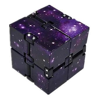 Infinite Rubik's Cube legetøj lige ved hånden, Decompression Rubik's Cube legetøj (The Starry Sky)