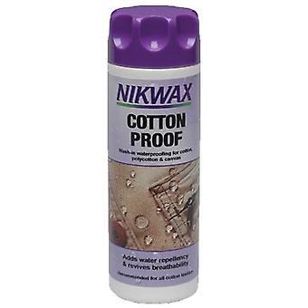 Nikwax Cotton Proof WASH IN 300ml (BOX 12) [2H1]