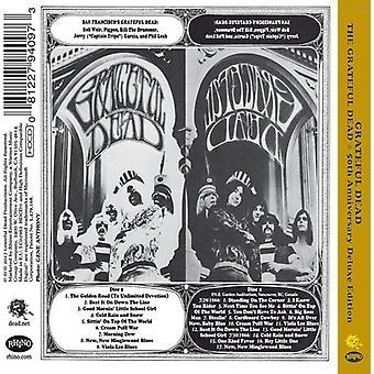 Grateful Dead - Grateful Dead (50-årsjubileum Delu [CD] USA import