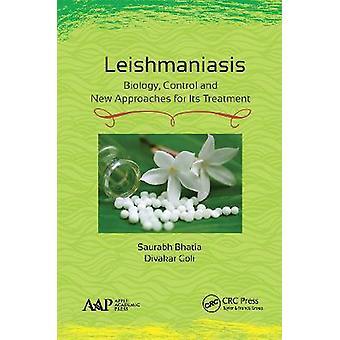 Control de la biología de la leishmaniasis y nuevos enfoques para su tratamiento