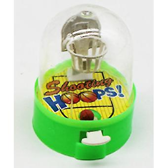 Mini Handheld Basketball Machine Desktop Basketball Game Small Toy Finger Ejection Shooting