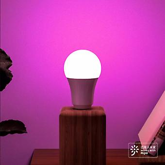 3 Pcs inncap smart led bulb colorful e27 dimmable lampada dimmable timer smart night light bulb for mihome app xiaoai lot