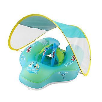 Sommer Kinder aufblasbare Zubehör Baby Float Nacken Floating Seat Schwimmer Kinder Schwimmen (XL)