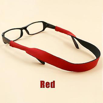 38cm Sport Glasögon Kedjerep Glasögon Kedjeglasögon Hållare Solglasögon Bomull Hals Glasögon