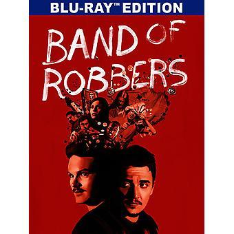 Band av rånarna [Blu-ray] USA import