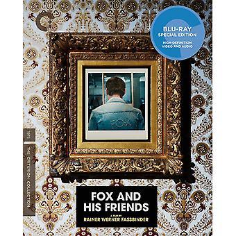 Importer des USA de Fox et ses amis [Blu-ray]
