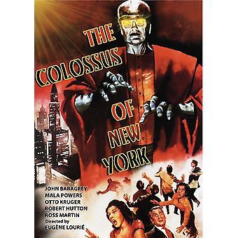 Colosso di importazione USA New York [DVD]
