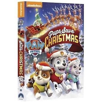 Patrouille de patte: Importer des chiots USA sauver Noël [DVD]