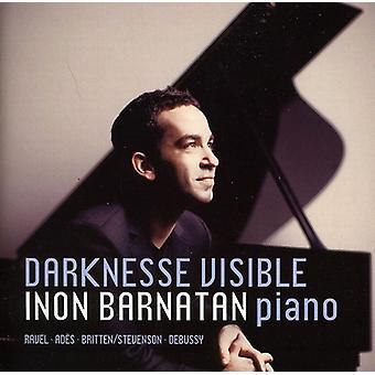 Inon Barnatan - Darknesse Visible [CD] USA import
