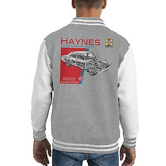 Хейнс Владельцы Семинар Руководство 0033 Хиллман Хантер GLS Kid'apos;s Varsity Куртка