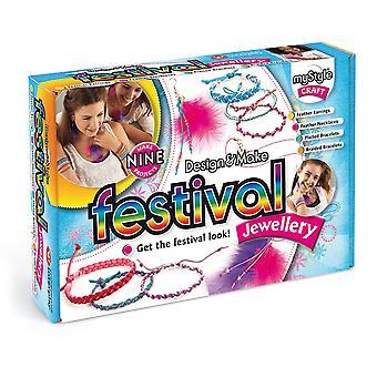 minstil Festival smykker