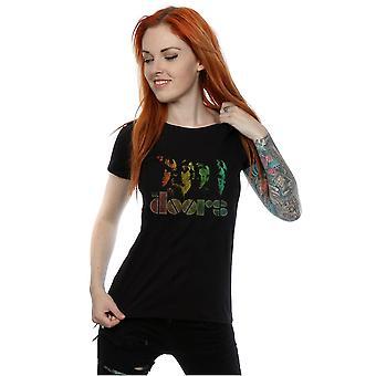 The Doors Women's Band Spectrum T-Shirt