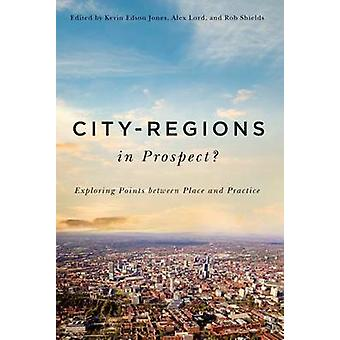 CityRegions in Prospect  Exploring the Meeting Points between Place and Practice by Kevin Edson Jones & alex Lord & Rob Shields