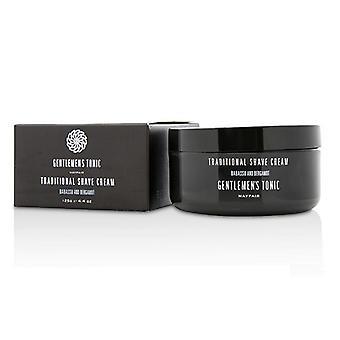 Traditional Shave Cream - Babassu And Bergamot - 125ml/4.4oz