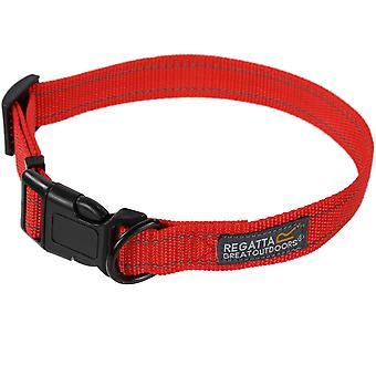 Regatta Hardwearing Stainless Steel Quick Release Comfort Dog Collar