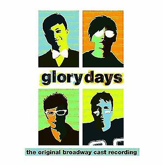 Broadway Cast - Glory Days [CD] USA import