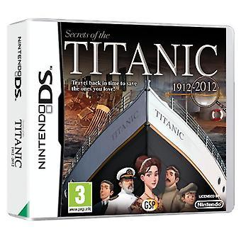 Secrets of the Titanic (Nintendo DS) - New