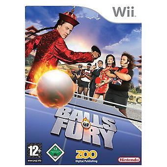 Balls of Fury (Wii)-nieuw
