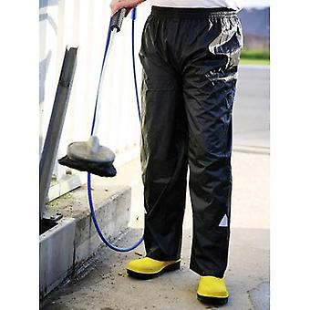 L+D ELDEE 4091 Rain Trousers Size: L Black