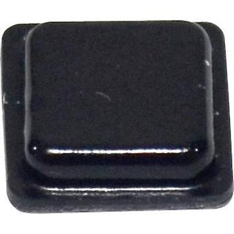 TOOLCRAFT PD2100SW jalka itsekiinnittyvät, neliö musta (L x l x K) 10.2 x 10.2 x 2,5 mm 1 PCs()