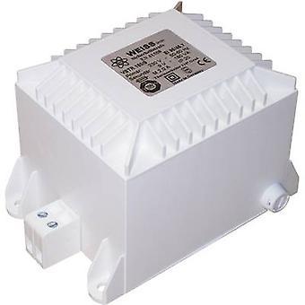 Weiss Elektrotechnik VSTR 55/24 sikkerhed transformer 1 x 230 V 1 x 24 V AC 55 VA 2,29 A