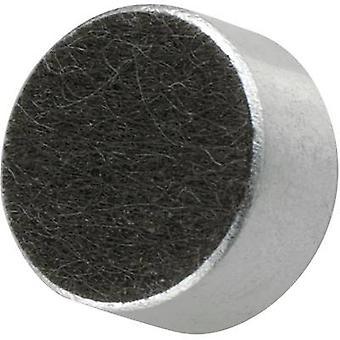 Microphone capsule 1.50 - 10 V DC Frequency range=100 Hz - 10000 Hz KEPO KPCM-97H50U-47DB-1545