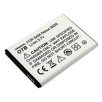 Batterie de téléphone compatible avec nexus de Samsung Galaxy I9250 Li-ion