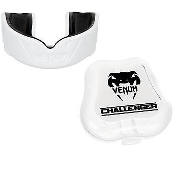 维纳姆挑战者护嘴 - 白色/黑色
