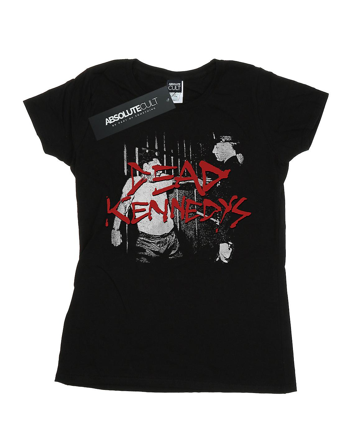 Dead Kennedys Women's Police Truck T-Shirt