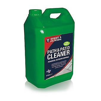 Path Patio Cleaner Spear & Jackson Ready to Use 5L