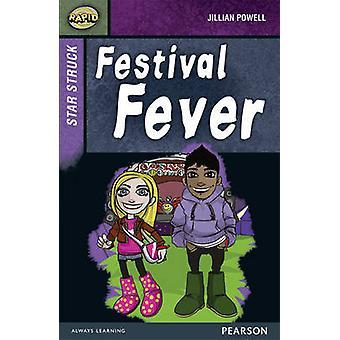 Rask scenen 8 satt - stjerne slo - festivalen feber av Dee Reid - Jillia