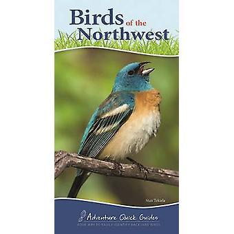 Aves del noroeste por Stan Tekiela - libro 9781591934110