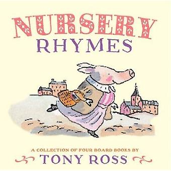 Nursery Rhymes - A Collection of Four Board Books by Tony Ross - 97817