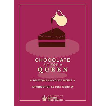 Limitare cioccolato Fit per una regina da parte delle imprese Historic Royal Palaces