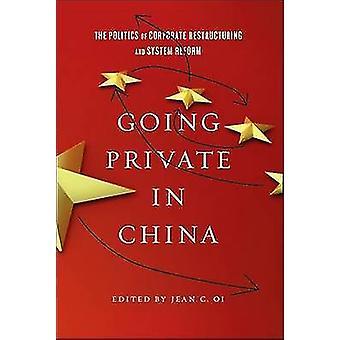 Cours privé en Chine - la politique de restructuration de l'entreprise et S