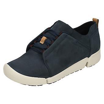 Ladies Clarks Trainer Style Shoes Tri Bella