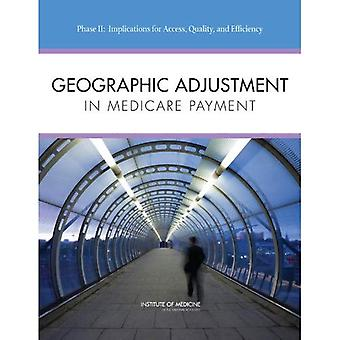 Geografische Anpassung in Medicare Payment
